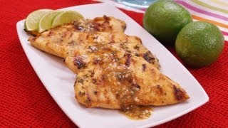 Grilled Tequila Lime Chicken Recipe: Grilled Chicken Recipe: Diane Kometa-dishin' With Di #85