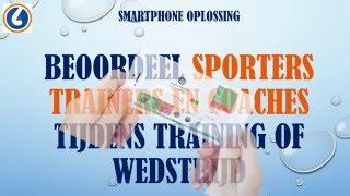 Smartphone spelervolgsysteem