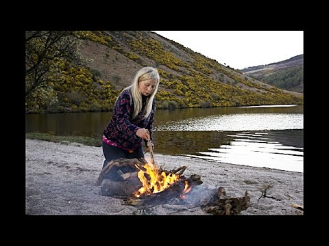 3 DAYS WILD CAMPING IRELAND/ WICKLOW  IN THE SUN 2018