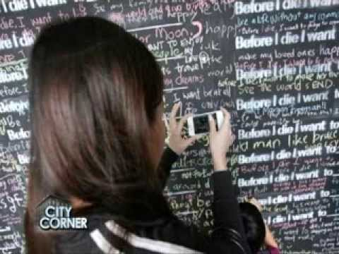City Corner: Before I Die/St. Louis Mural Project