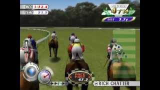 Gallop Racer 2001 (PS2 Gameplay)