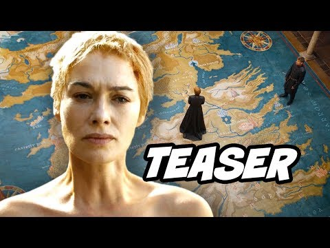 Game Of Thrones Season 8 Cersei Lannister Teaser Breakdown