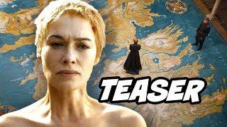 Game Of Thrones Season 8 Cersei Lannister Teaser Breakdown