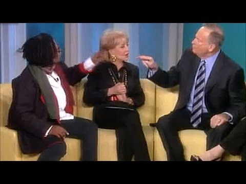 "Bill Burr - Bill O'Reilly On ""The View"" (Goldberg and Behar Walk Out)"