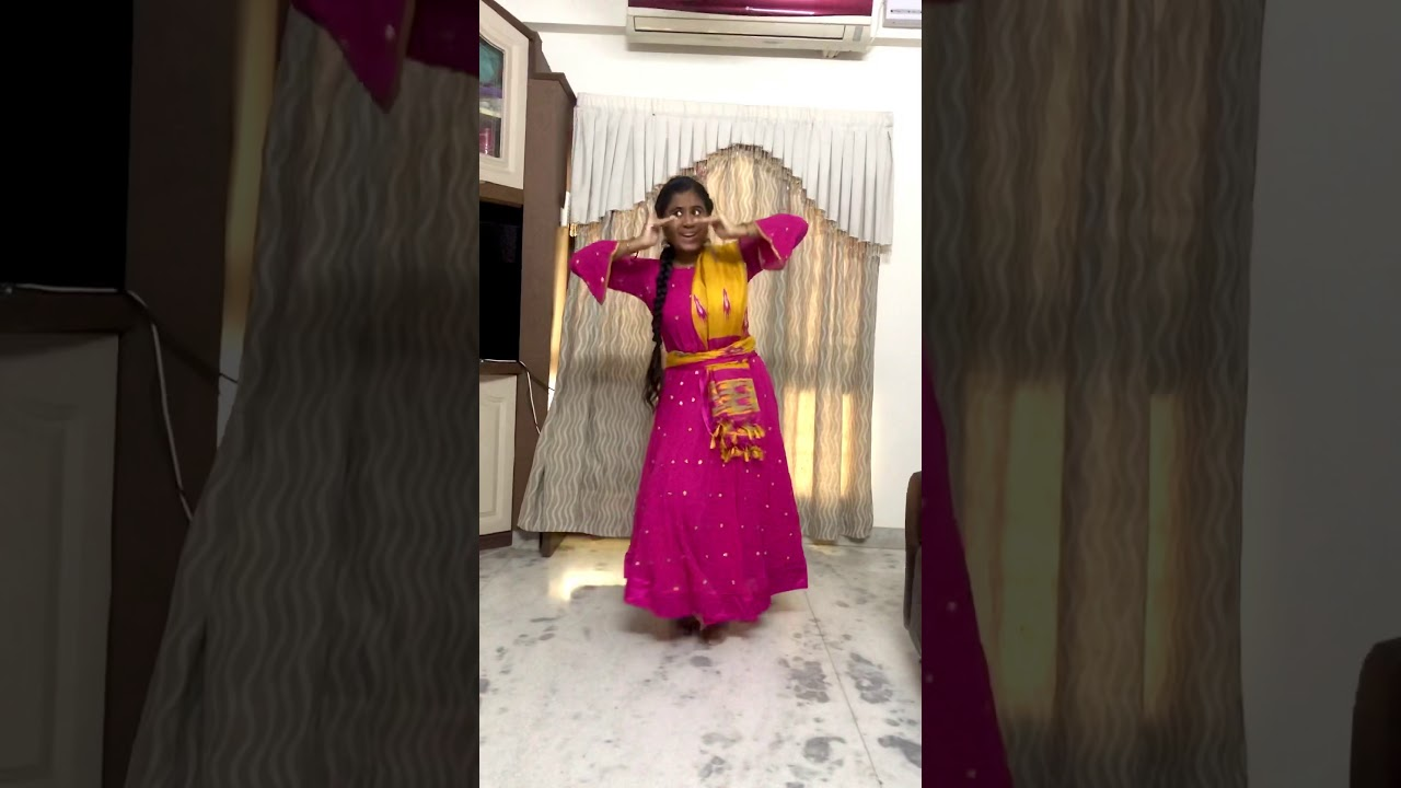 Maguva Maguva Song dance performance by Lucky