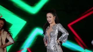 Cô ba Sài Gòn Đông Nhi - show mobifone Cần Thơ 09-12-17