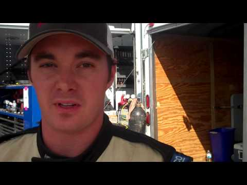 Justin Westmoreland at SRL SW Tour Race at Stockton 99 Speedway