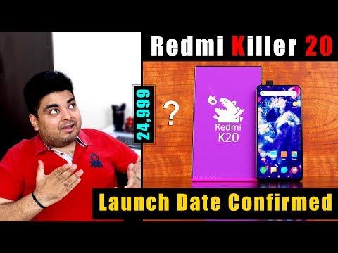 Redmi K20 Launch Date Confirmed   Real Flagship Killer Coming Soon   SABSE SASTA FLAGSHIP