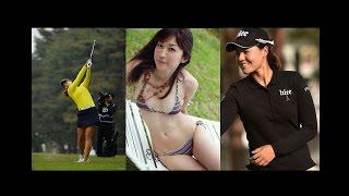 韓国女子ゴルファー チョンインジのゴルフスイング