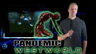 Artificial Intelligence robots takeover in REALITY and TV SHOW Westworld | SHOCKING occult symbols!