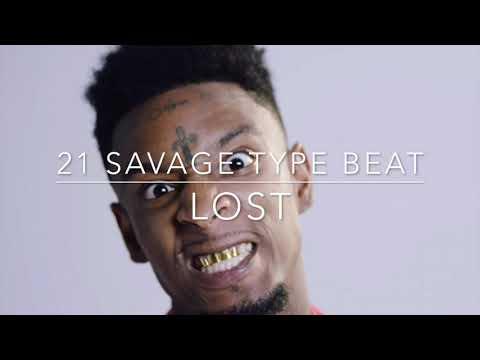 """FREE 21 Savage Type Beat l Hard Rap / Hip-Hop Instrumental l """"Lost"""""""