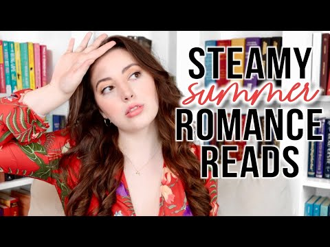 6 steamy summer romance book recommendations