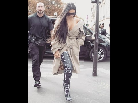 17 Arrested in Connection in Kim Kardashian Being Robbed in France.