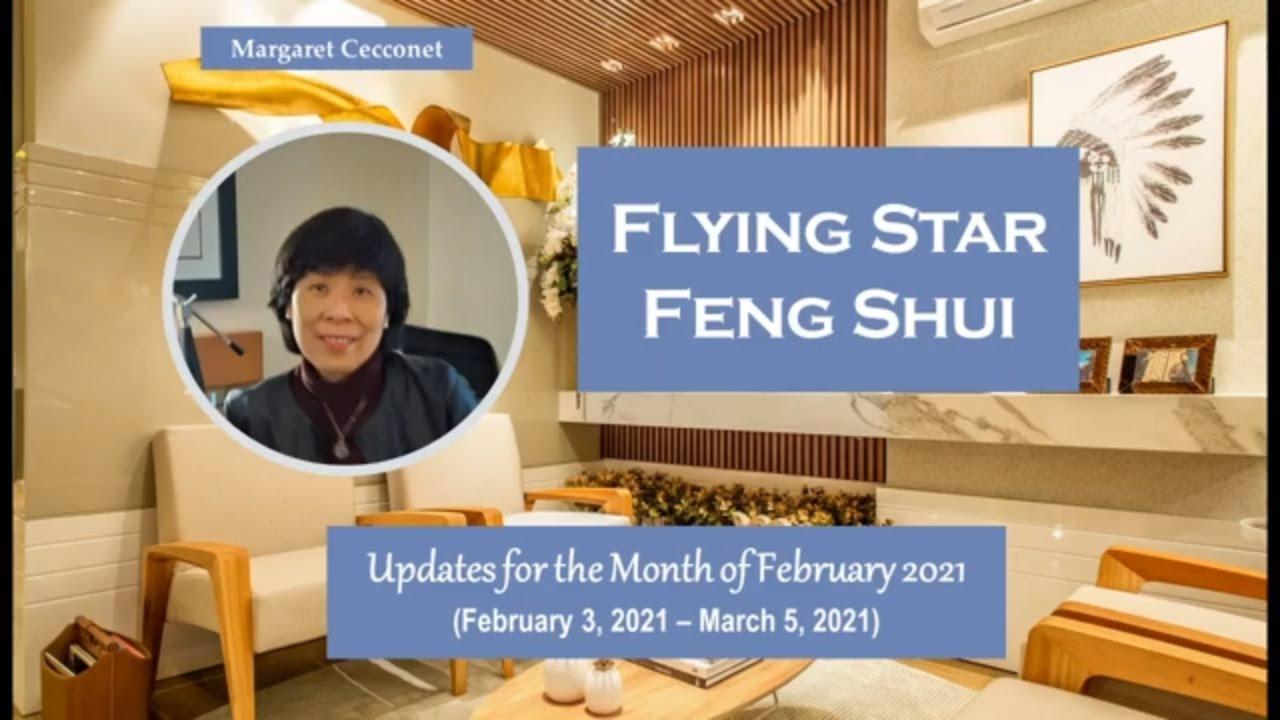 Flying Star Feng Shui Updates for February 2021