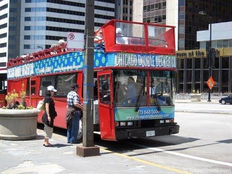Chicago Double Decker Bus Tour