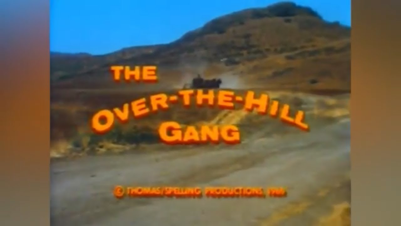 The Over The Hill Gang Full Length Comedy Western Movie -7379