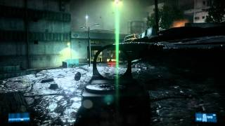 Battlefield 3 Third Mission PC  Walkthrough  - 1080p - ULTRA Settings