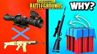 Top 5 Biggest Mistakes Pubg Made Yikes Compilation