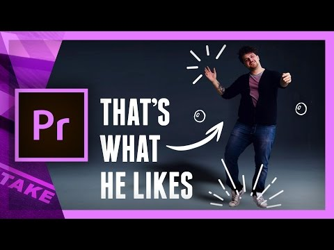 SCRIBBLE Animation in PREMIERE PRO (That's what I like - Bruno Mars) | Cinecom.net