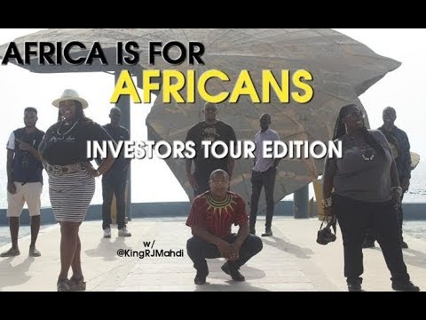 INVESTORS TOUR PART 1: MEET THE INVESTORS #AfricaIsForAfricans