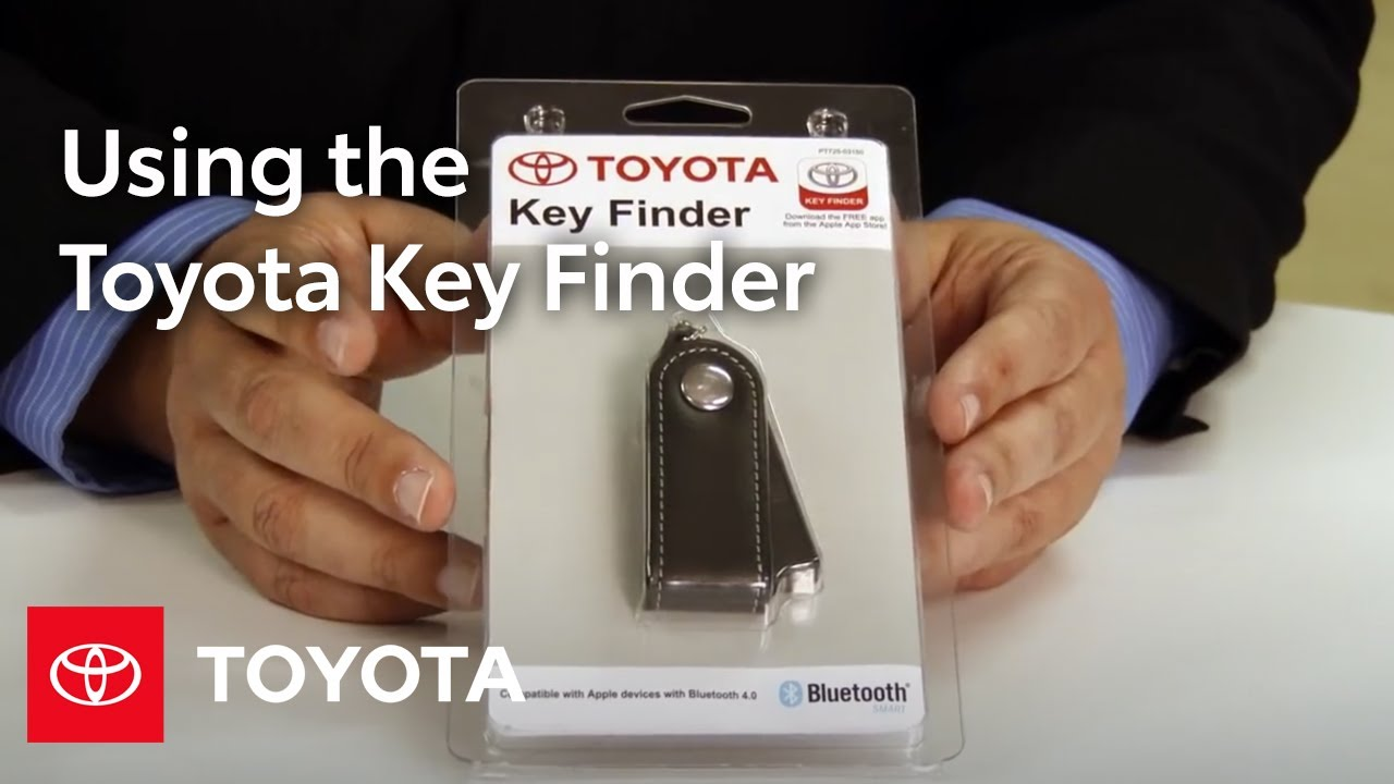Toyota Key Finder: How To | Toyota