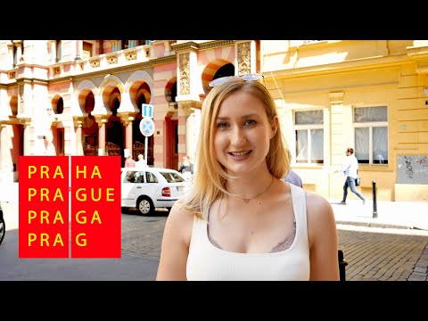 PRAGUE Travel Guide | Incredible CZECH FOOD Tour & Sight Seeing in 4K