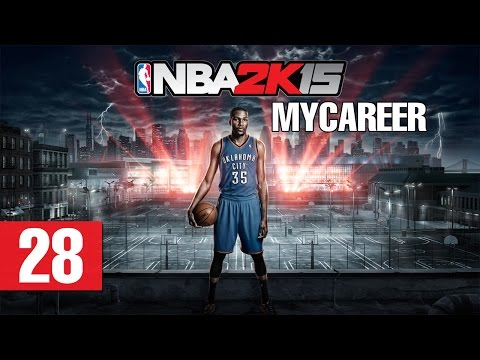 "NBA 2K15 - MyCareer - Let's Play - Part 28 - ""Perfect Release Fading 3!"""