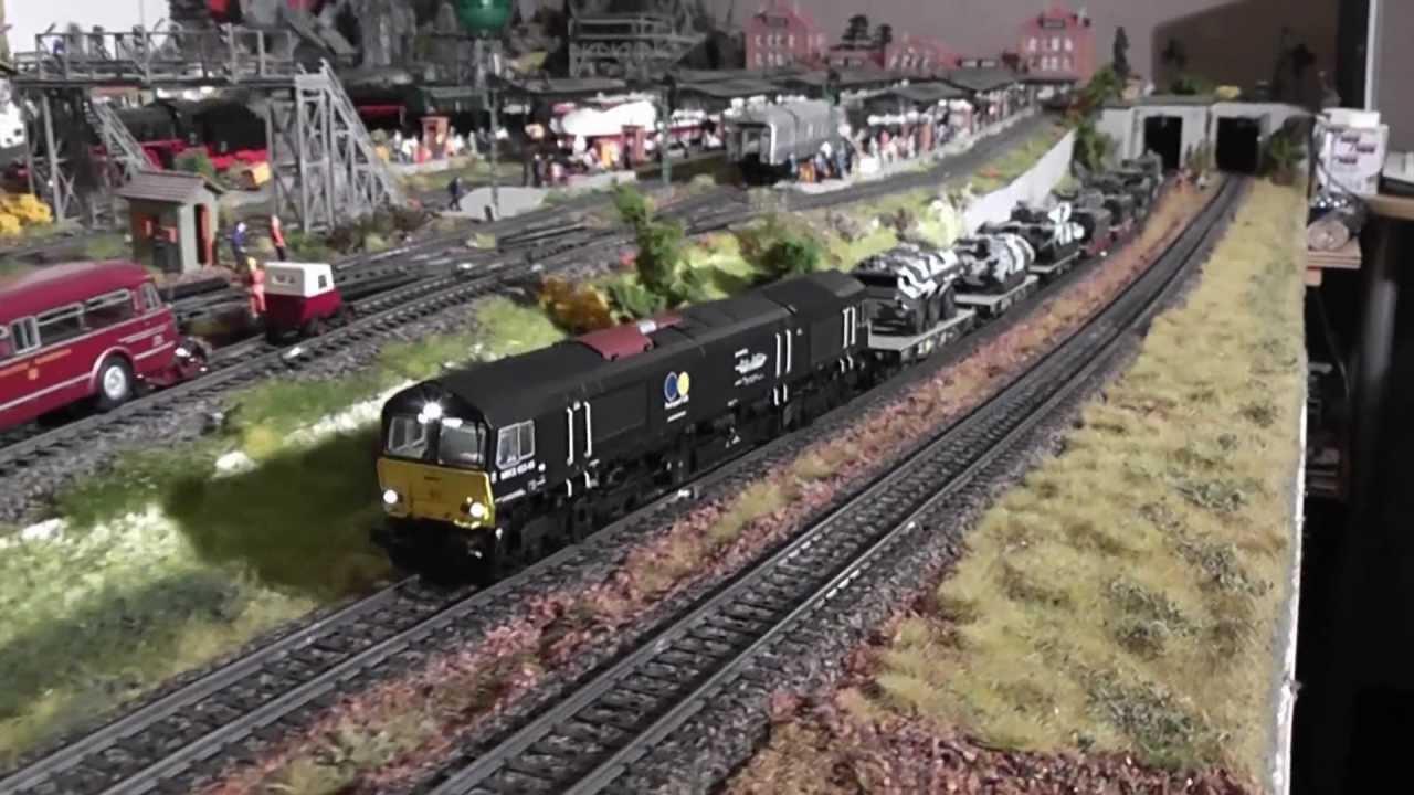 Eisenbahn europa märklin modelleisenbahn wos youtube