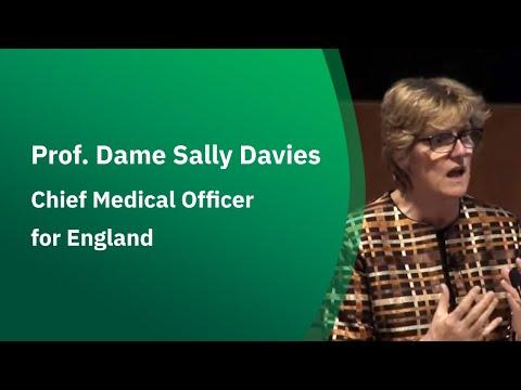 Professor Dame Sally Davies, Chief Medical Officer for England