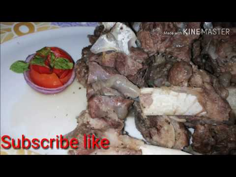 Black Pepper Mutton Recipe/by Mirat Homemade Mutton Black Paper Recipes /pakistani Food