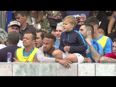 Instituto Neymar Jr. sedia torneio de futebol