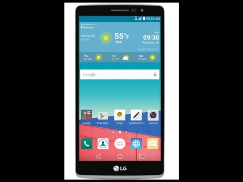 How to Flash Stock ROM LG G STylo (KDZ file)