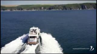 Princess 88 Motor Yacht   Flybridge motor yacht