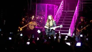 Download Catch Me by Demi Lovato, Live at Hammerstein Ballroom, NYC - Unbroken Tour MP3 song and Music Video