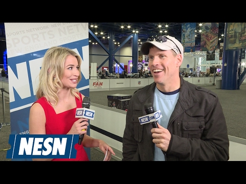 Scott Hanson Reveals Tom Brady Is An NFL RedZone Fan