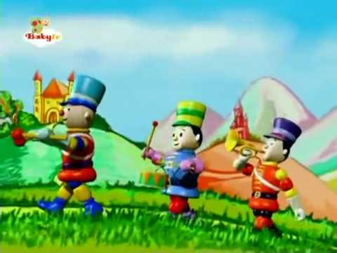 BabyTV The Grand Duke of York english