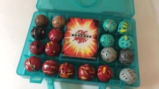 ALL OF MY BAKUGAN!!! Thanks for 900 Subscribers!!!
