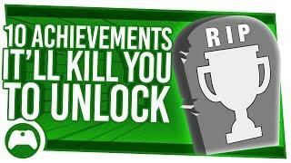 10 Brutal Achievements It Will Kill You To Unlock