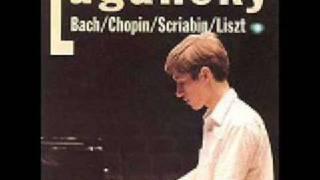 Lugansky Bach Italian Concerto mov.3