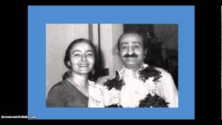 Meher Baba & Mehera Mai sreesuktham