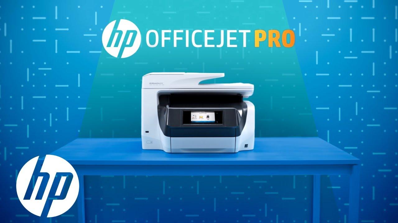 9ffcccf7560 HP OfficeJet Pro 8720 Printer