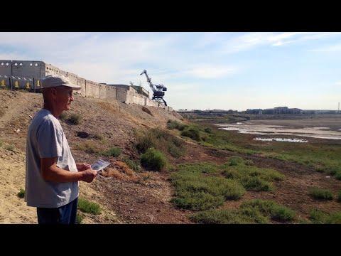 Vidéo : en Asie centrale, la mer d'Aral renoue avec l'eau et la vie