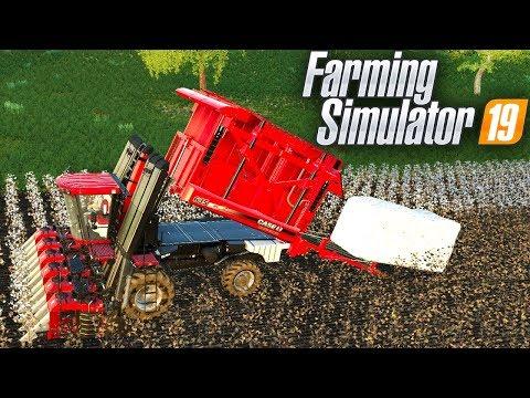 INWESTYCJA W *BAWEŁNĘ* - OPŁACA SIĘ? (Shepard & Sylo) - Farming Simulator 19 #17 thumbnail