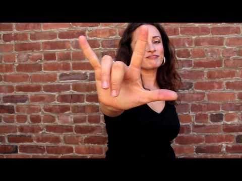 "Michael Franti - ""The Sound of Sunshine"" Music Video - American Sign Language Community"