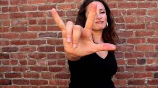 "Michael Franti - ""The Sound of Sunshine"" Music Video - American Sign Language Community"