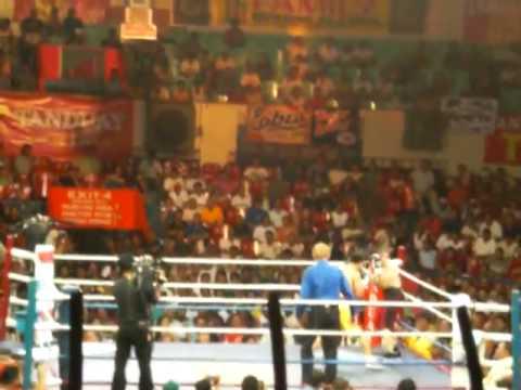 Cebu Coliseum: Peñalosa VS. Meraz (February 21, 2009)