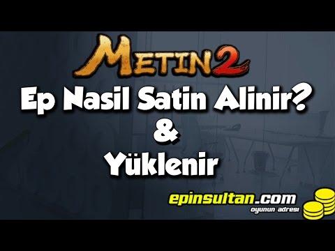 Metin2 Ejder Parası (Ep) Nasıl Satın Alınır & Yüklenir ? - EpinSultan.com