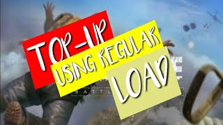 How To Top Up Free Fire Using Load