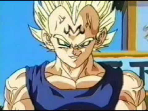 AMV - Dragon Ball Z - Vegeta - Black Black Heart