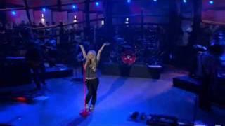 Video Avril Lavigne - Everything Back But You @ Yahoo! Nissan Live Sets 05/03/2007 download MP3, 3GP, MP4, WEBM, AVI, FLV Agustus 2018